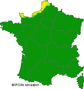 météo varicelle